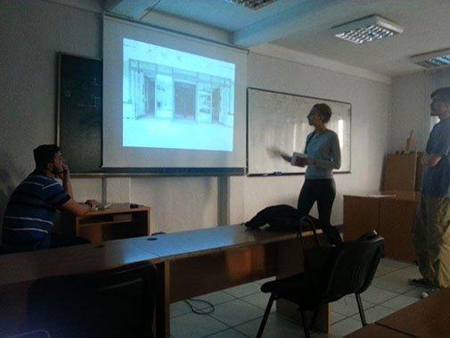 Tetëdhjetetre studentë prezantuan në konferencën studentore të Arkitekturës në UBT