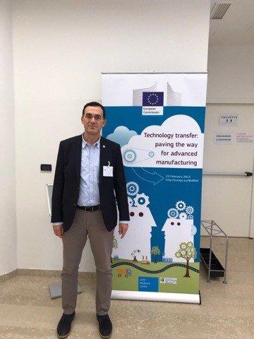 Rektori Hajrizi merr pjesë ne takimin e radhës të Komisionit Evropian për parqet shkencore dhe teknologjike