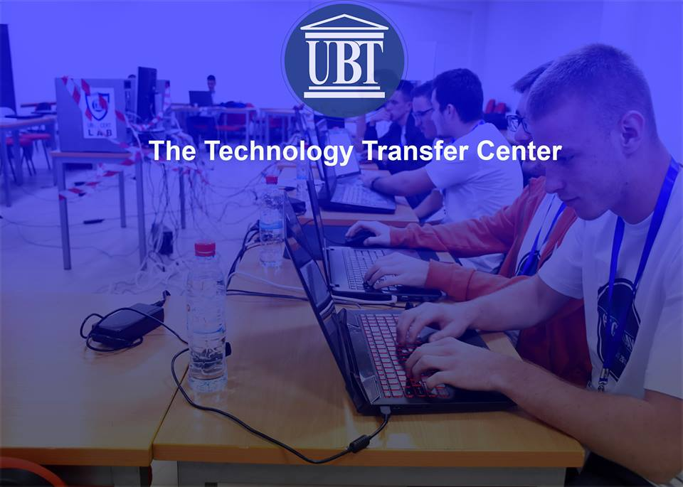 UBT themelon Qendrën për Transferimin e Teknologjisë