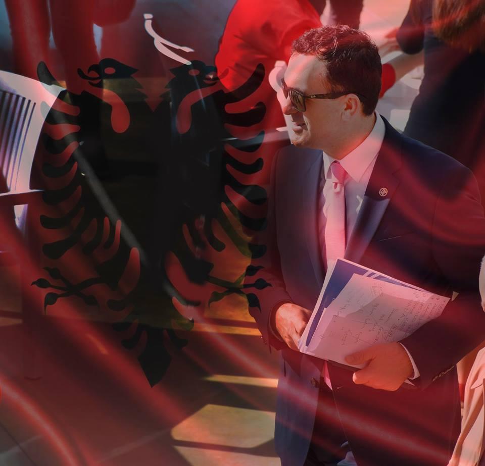 UBT uron të gjithë shqiptarët për Festën e Flamurit