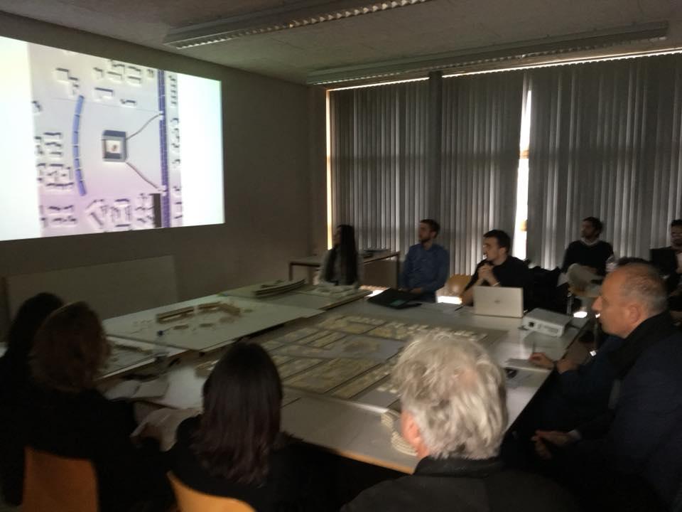 Projektet e studentëve të UBT-së, prezantohen në Gjermani
