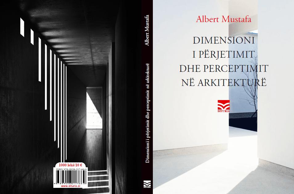 Ish-studenti i UBT-së publikon libër në fushën e arkitekturës
