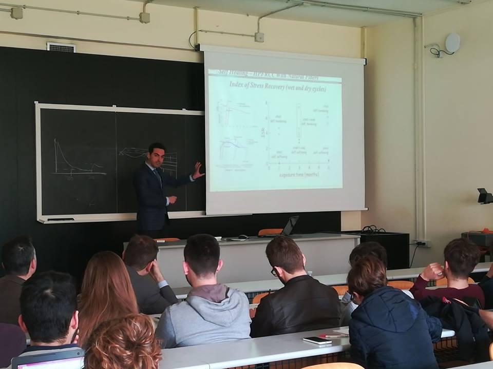 Prodekani Visar Krelani ligjëroi për studentët e Universitetit të Perugjas, në Itali