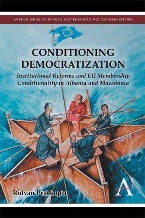 """U publikua libri më i ri shkencorë """"Conditioning Democratization"""""""