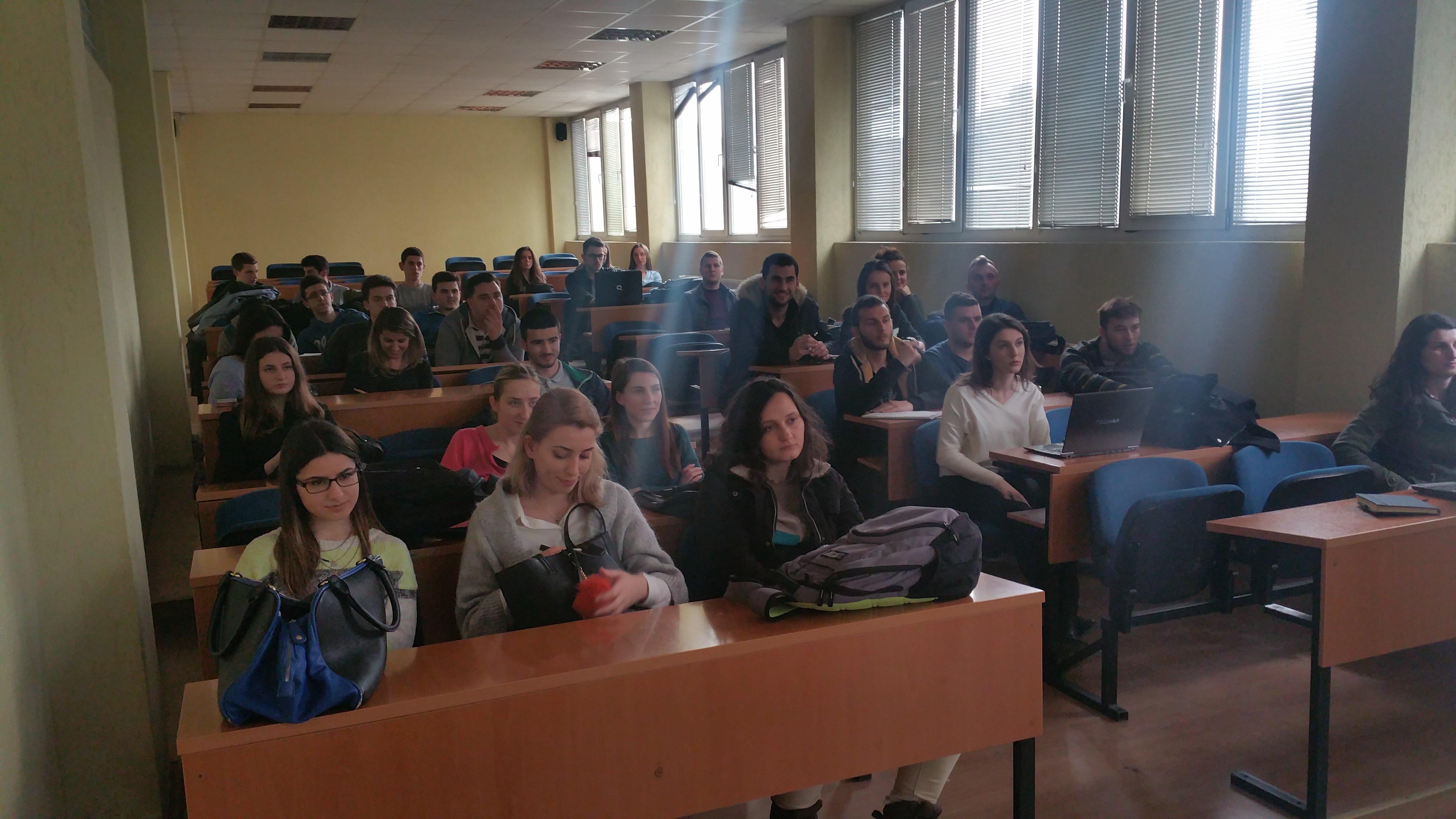 UBT Executive Academy organizoi sesion informues për Google Summer of Code