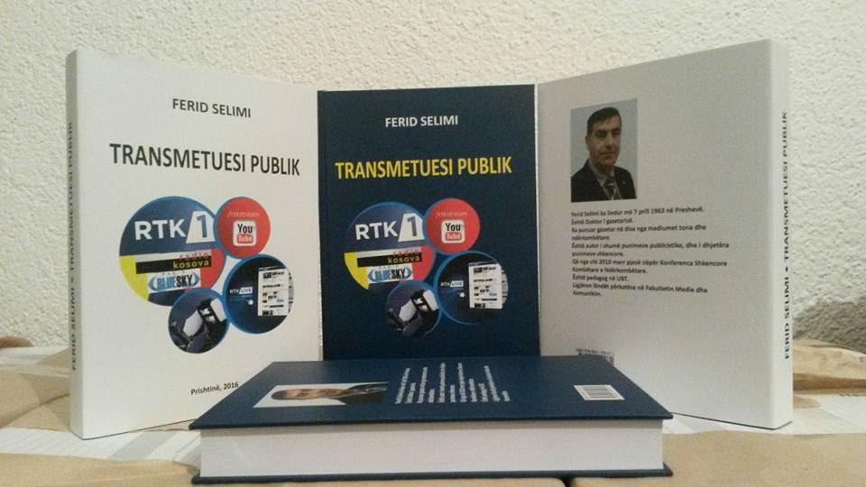 """""""Transmetuesi publik"""" në Bibliotekën e UBT-së"""