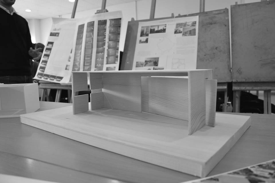 Studentët e Arkitekturës prezantojnë projekte që plotësojnë kriteret e galerisë bashkëkohore