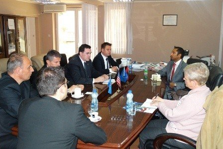 UBT Cooperating With US Embassy in Kosovo