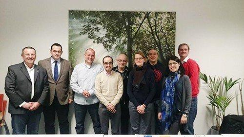 Rektori Hajrizi në punëtorinë për krijimin e një rrjete strategjike në kuadër Erasmus Plus