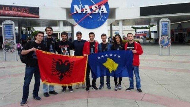 UBT dhe Studentët e UP në NASA Space Center në Florida