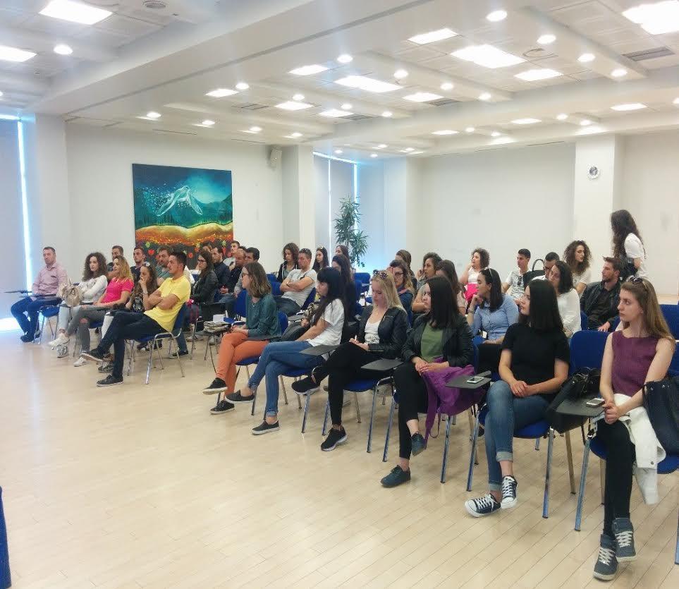 Vizitë e studentëve të UBT-së në parkun e Biznesit në Tiranë dhe në 3 kompani