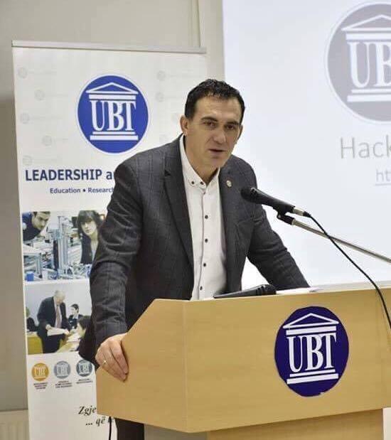 Rektori i UBT-së ligjëron në Sofje për dizajnimin i sistemeve komplekse inteligjente dhe menaxhimin e tyre