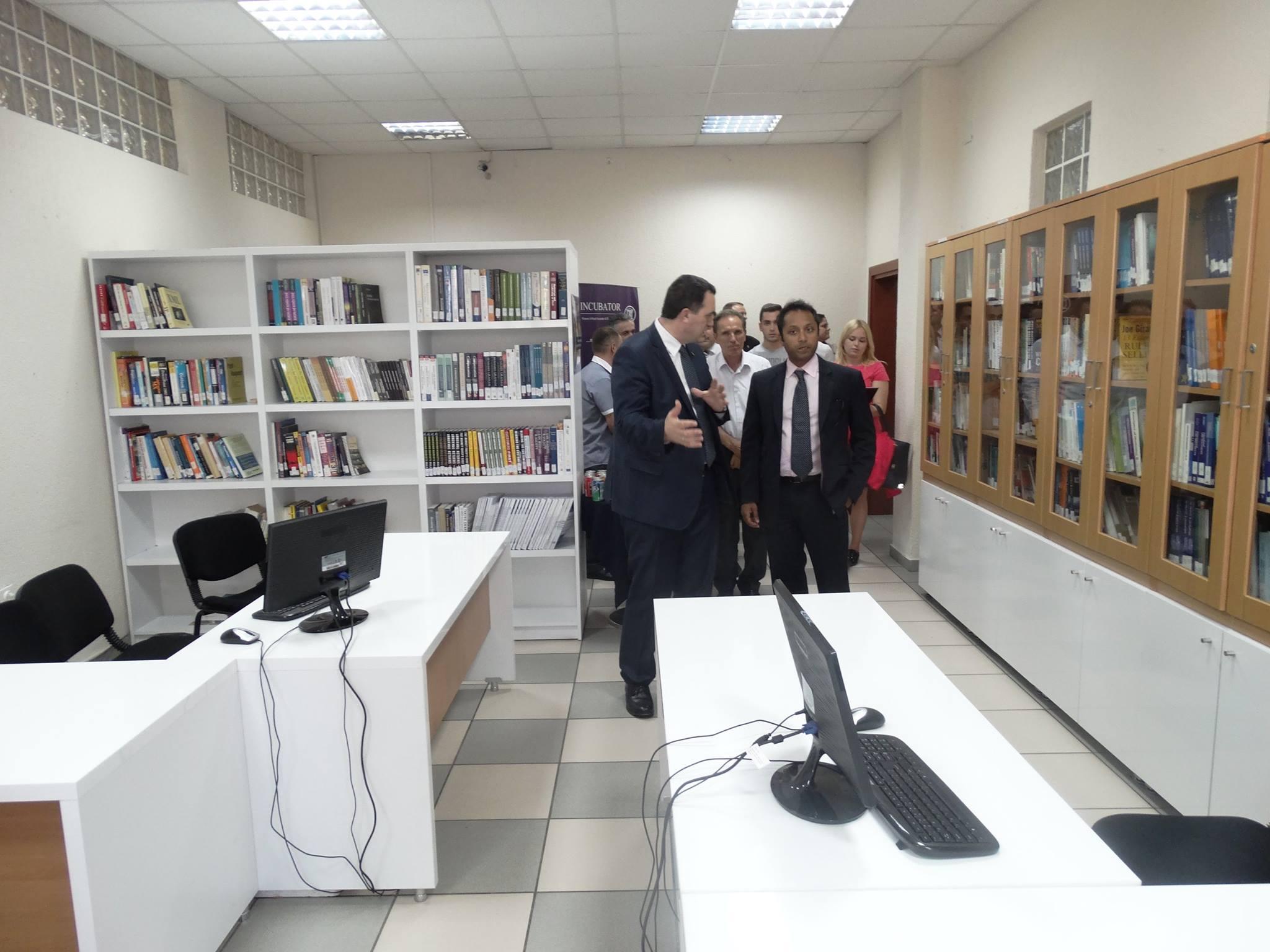Hajrizi: UBT është pjekur për programe të doktoratës