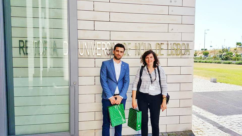 UBT i përfaqësuar në debatin Erasmus +, në Lisbonë