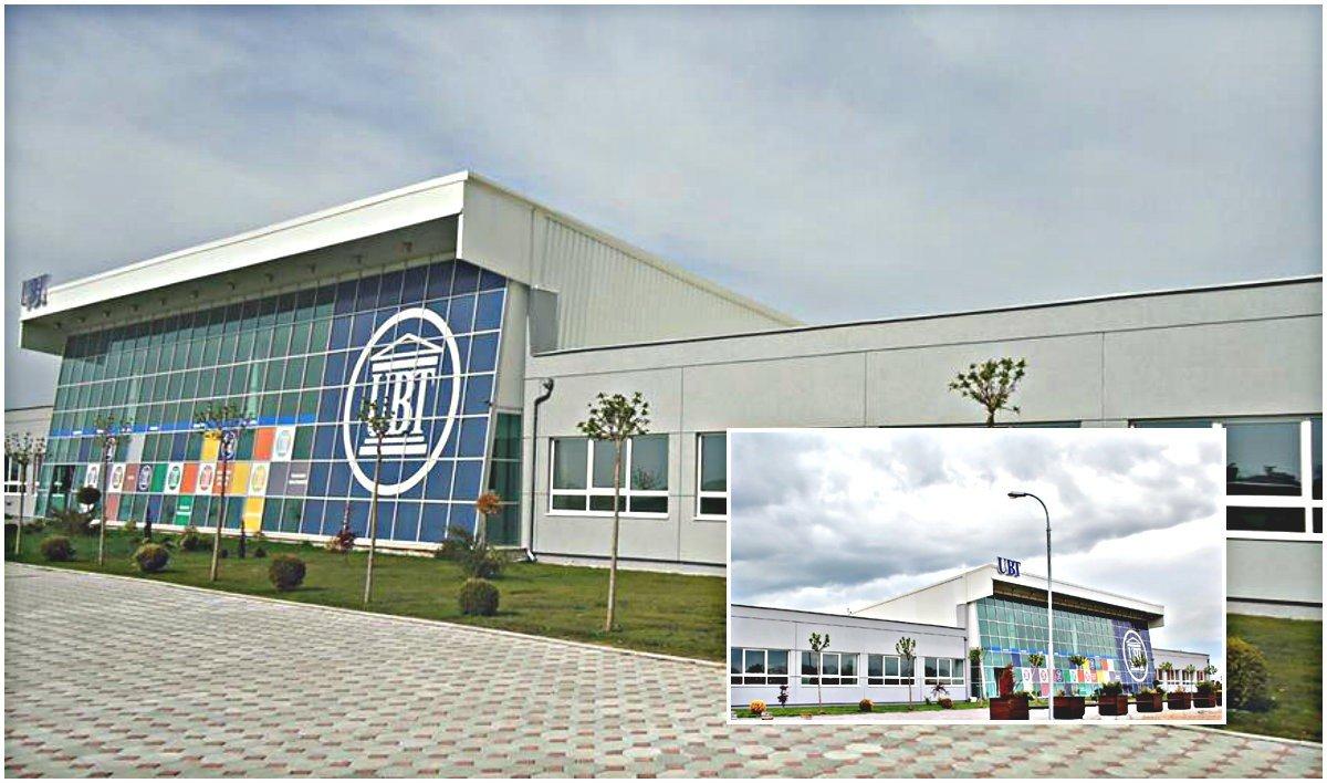 Në 15 – vjetorin e themelimit, UBT-ja ridizajnon kampusin në Lipjan