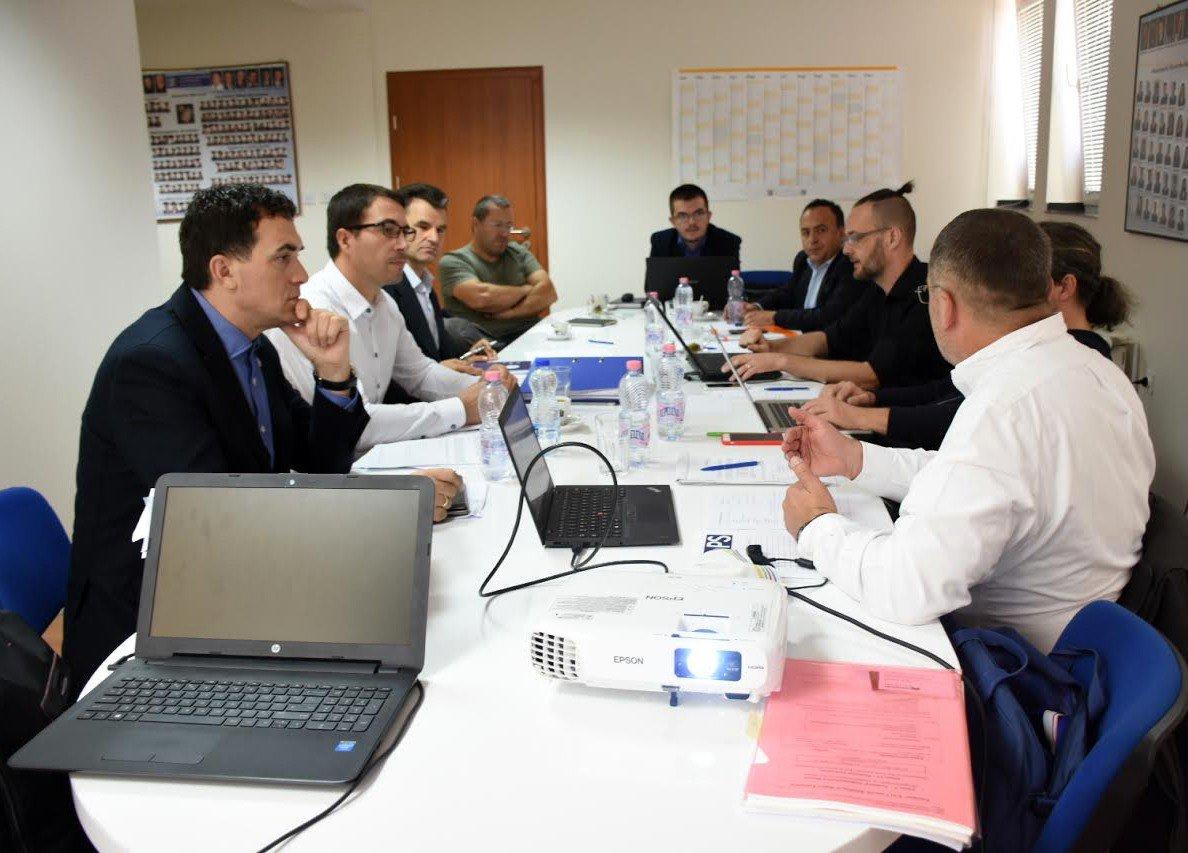 """Universiteti i Salzburgut dhe UBT bashkë në hartimin e kurrikulit arsimor në projektin """"EuroPS"""""""