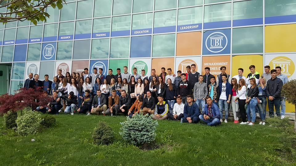 Studimi në UBT hap shtigje drejt universiteteve më të famshme botërore