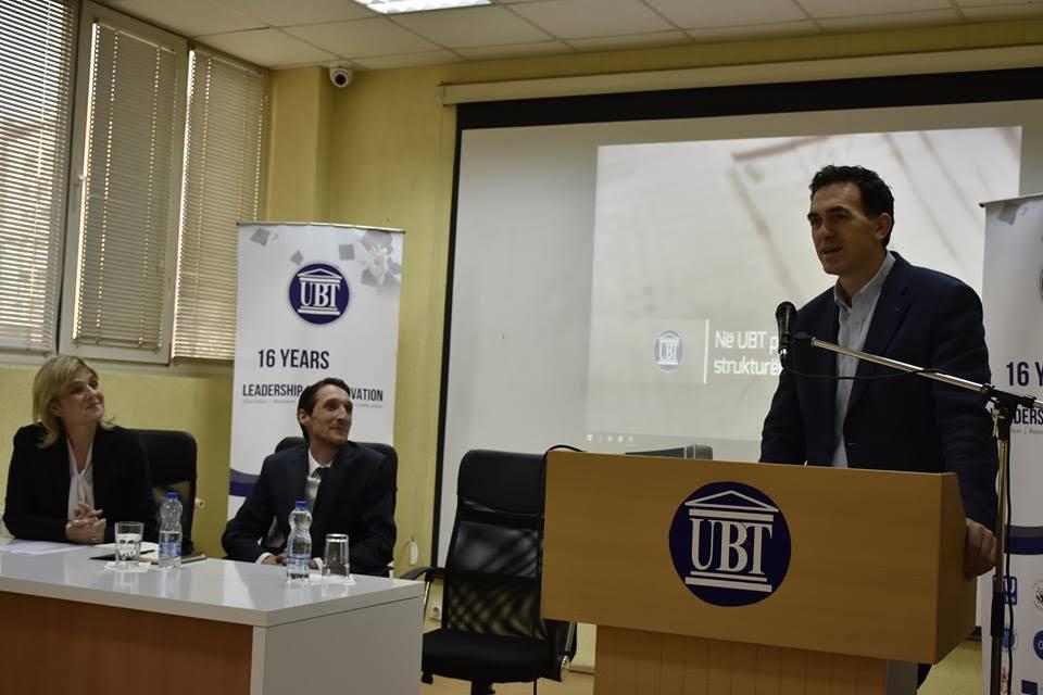 Në UBT u prezantua propozimi për strukturën tarifore të energjisë
