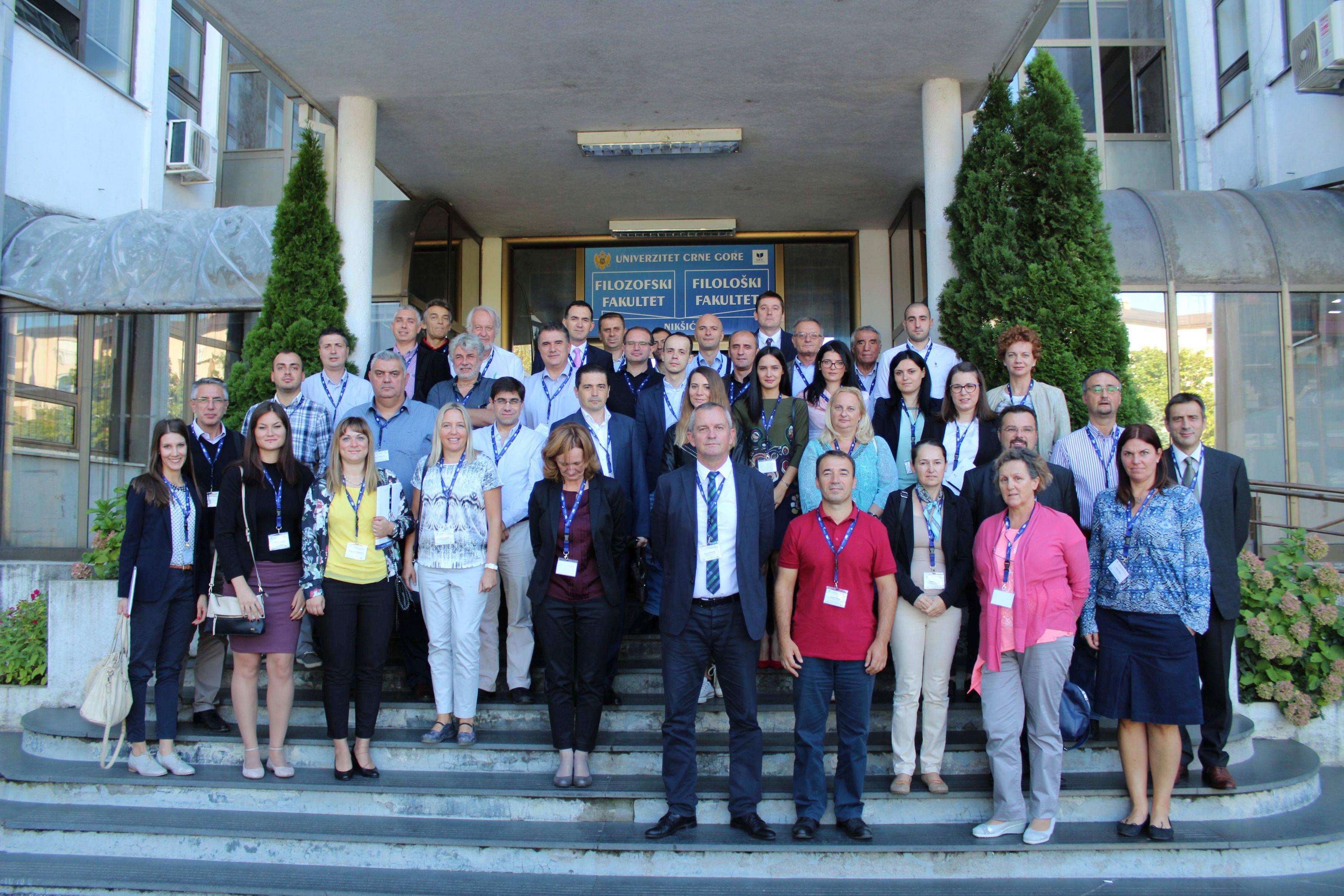 """Përfaqësuesit e UBT-së, pjesëmarrës në punëtorinë e organizuar nga BE, në kuadër të projektit """"BESTSDI"""""""