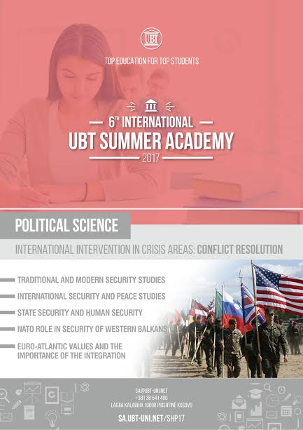 Më 27 qershor fillon aktiviteti i  Fakulteti i Shkencave Politike, në kuadër të  ANV-së