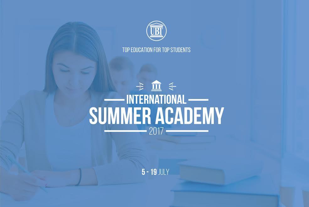 UBT po kryen përgatitjet finale për organizimin e Akademisë Ndërkombëtare Verore