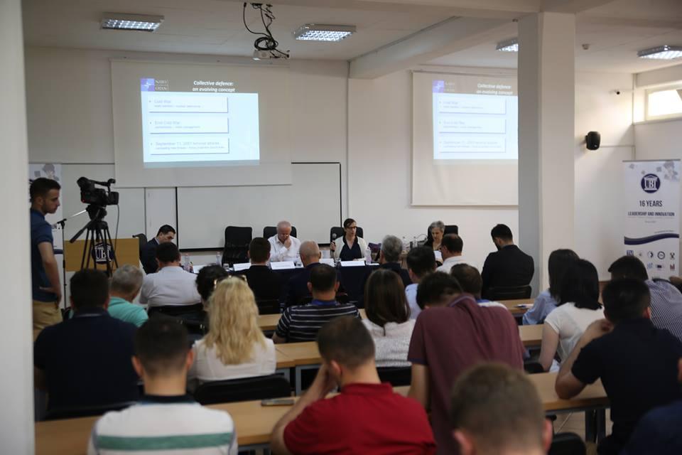 Fakulteti i Shkencave Politike fillon ANV-në, ligjërojnë gjeneralët e NATO-s