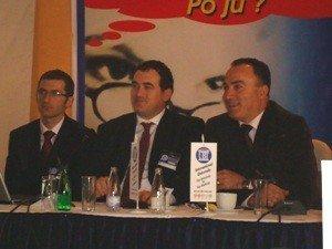 Presidenti i UBT në krye të strukturave të AKB