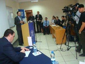 """U organizua ligjërata    """"Kosova dhe liberalizimi i vizave"""""""