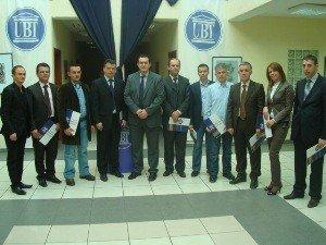Në UBT u certifikuan  12  kandidatë nga Quality Austria dhe Organizata Evropiane për Cilësi për menaxhimin e Cilësisë
