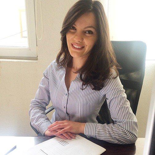 """Studentja Blendina Llabjani është punësuar në Zyrën ligjore """"Interlex Associates"""""""