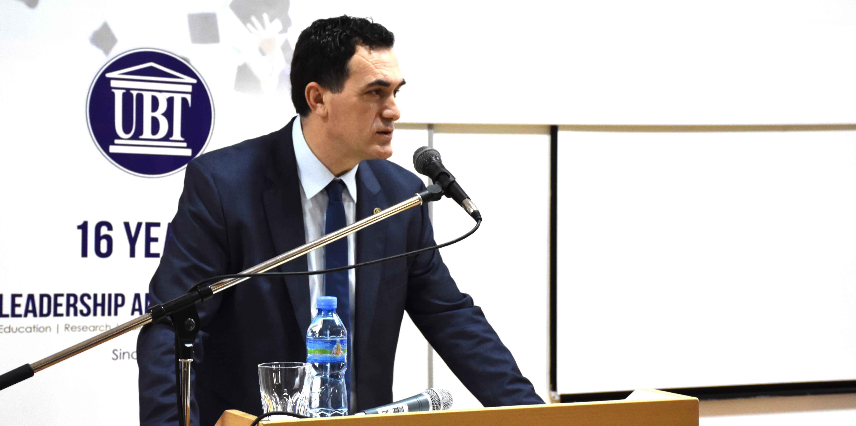 Fjalimi i Rektorit