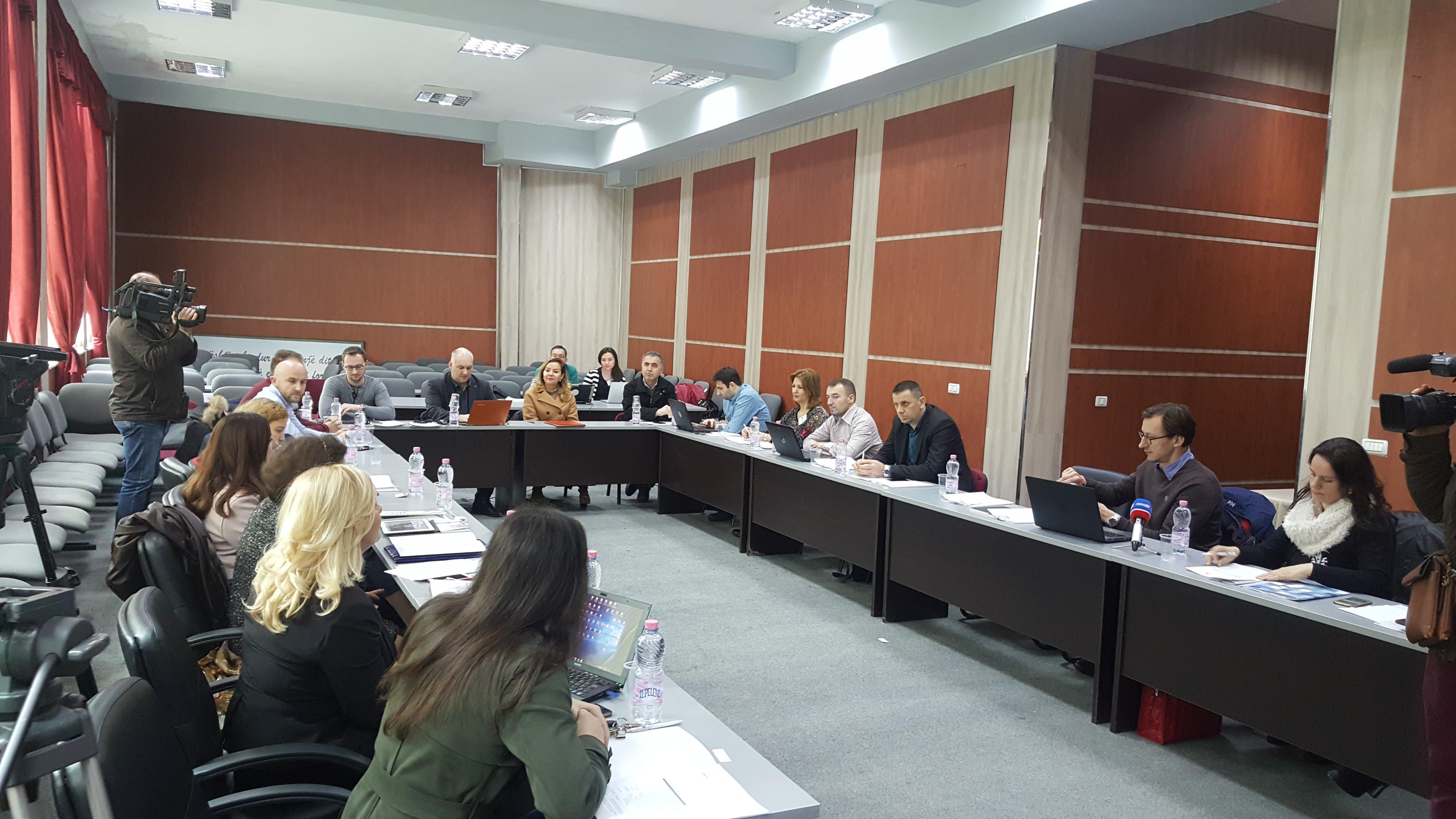UBT, pjesë e partneritetit në kuadër të projektit MDTV