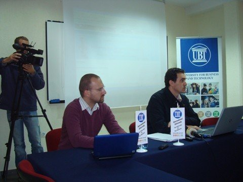 UBT organizon konferencë ndërkombëtare në nivel botëror