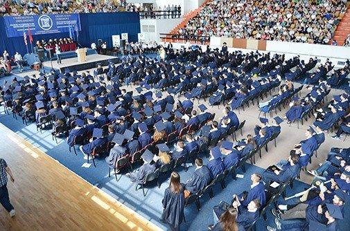 Në UBT u zhvillua Ceremonia e Diplomimit 2015