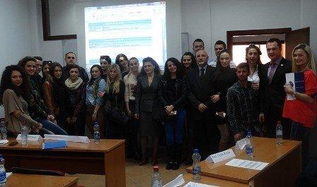 Konferenca  shkencore e studiuesve  të rinj  të  UBT-së