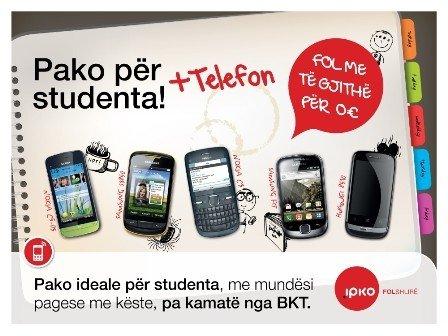 IPKO sjell mundësi të veçanta për studentët dhe stafin e UBT-së