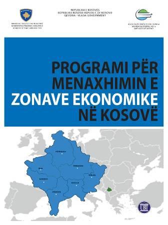 UBT organizoi ceremoni dhe  prezantoi  projektin  final  për menaxhimin e zonave ekonomike në Kosovë