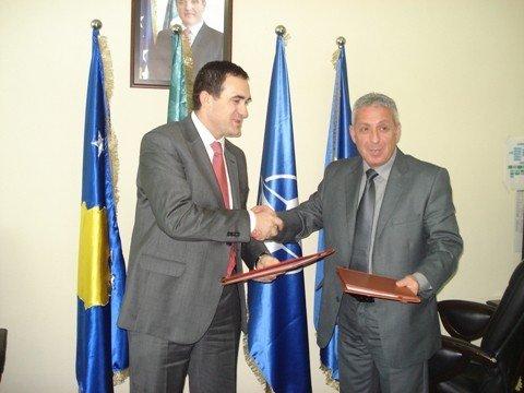 Vazhdon bashkëpunimi UBT- MFSK