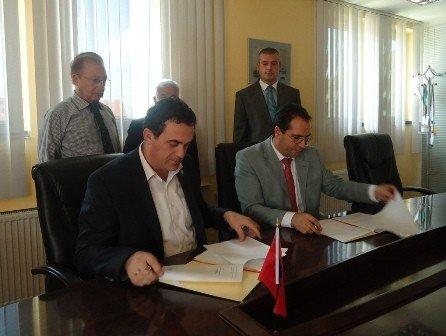 U nënshkrua marrëveshja e bashkëpunimit mes UBT-së  dhe IGjK-ës