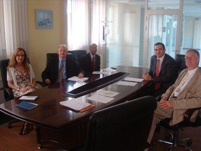 UBT fillon bashkëpunimin me Universitetin City
