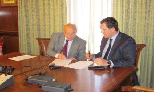 It begins implementation of the agreement between UBT and the Parthenope University of Naples