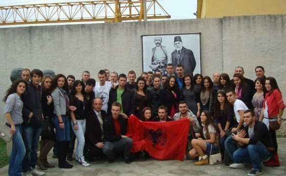 Studentët e UBT-së vizituan Shqipërinë