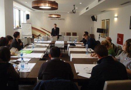 UBT përgatitë  zyrtarët  e UN Habitatit  dhe komunave të ndryshme për Menaxhimin e Projekteve konform praktikave më të mira ndërkombëtare