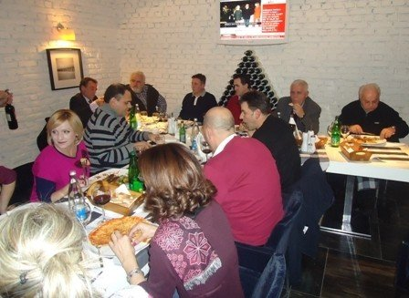 UBT shtroi darkë për gazetarë për festat e fundvitit!