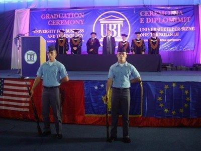 Në UBT u zhvillua Ceremonia e Diplomimit 2010