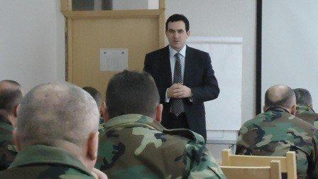 Presidenti i  UBT-së ligjëroi në FSK