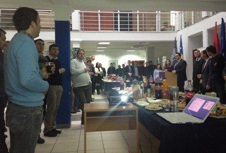 Dr. Hajrizi  numëron sukseset e UBT-së për  vitin 2013