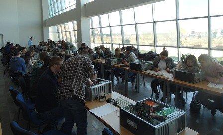 """UBT për herë të katër përfitues e projektit """"ERASMUS MUNDUS"""" – """" GREEN TECH WB – GreenTech"""""""