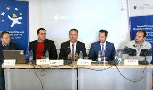 UBT mbështet Agjencionin Shtetëror për Mbrojtjen e të Dhënave Personale  në fushatën  informuese për mbrojtjen e të dhënave personale në Kosovë.