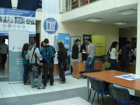 UBT-ja në vazhdimësi përfiton projekte nga TEMPUS-i